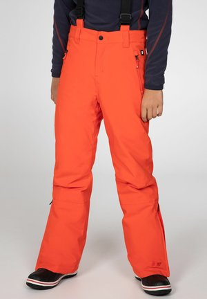 SPIKE JR  - Skibroek - orange fire