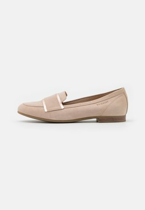 ANAMICA - Slippers - beige/metallics