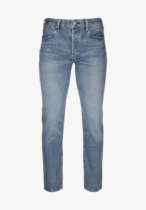 501® LEVI'S® ORIGINAL FIT - Jeansy Slim Fit - basil beach