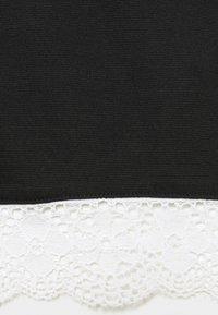 Anna Field - Pyjama set - black/off-white - 5