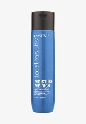 TOTAL RESULTS MOISTURE ME RICH SHAMPOO - Shampoo - -