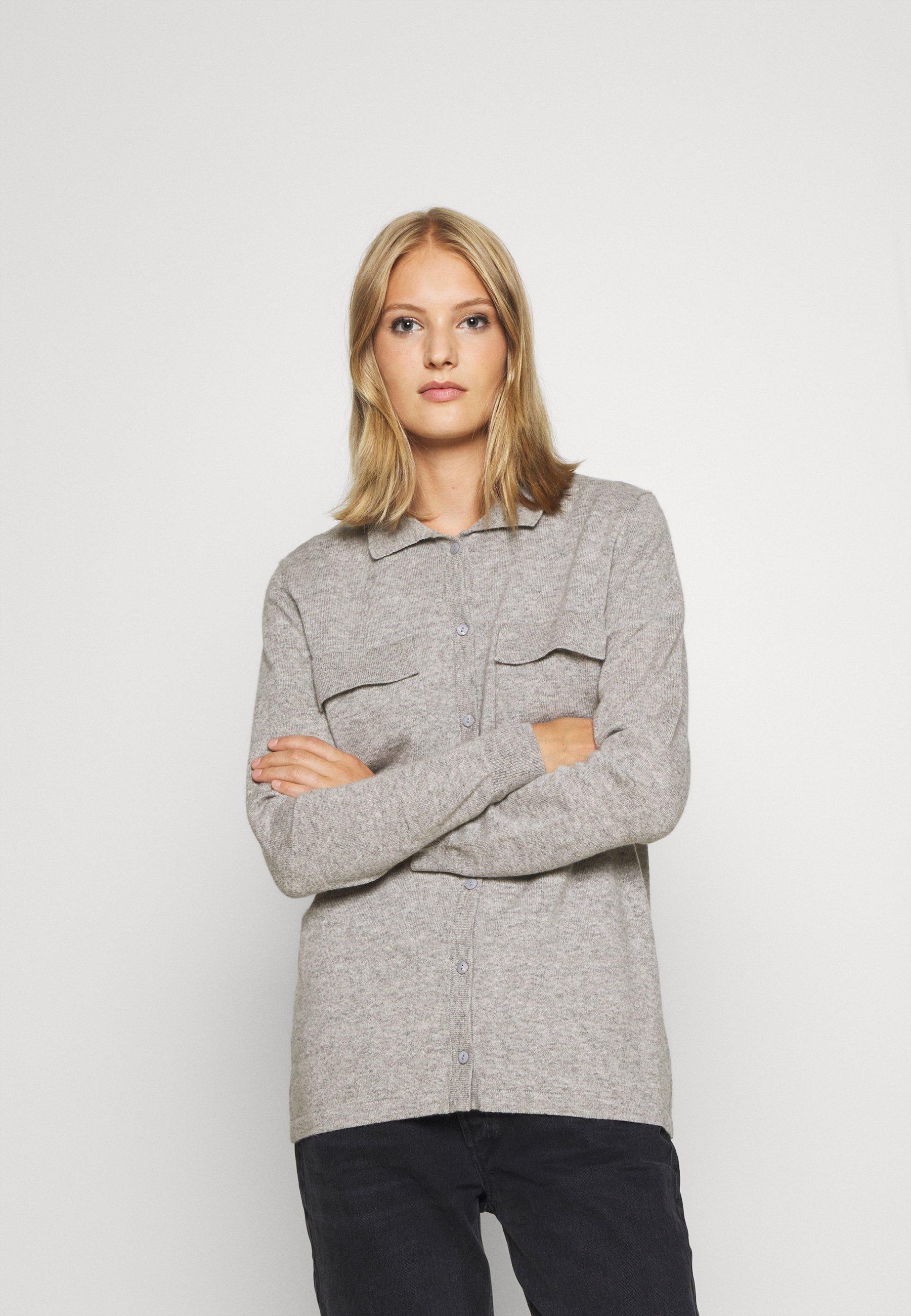 Women CLASSIC POCKET - Cardigan