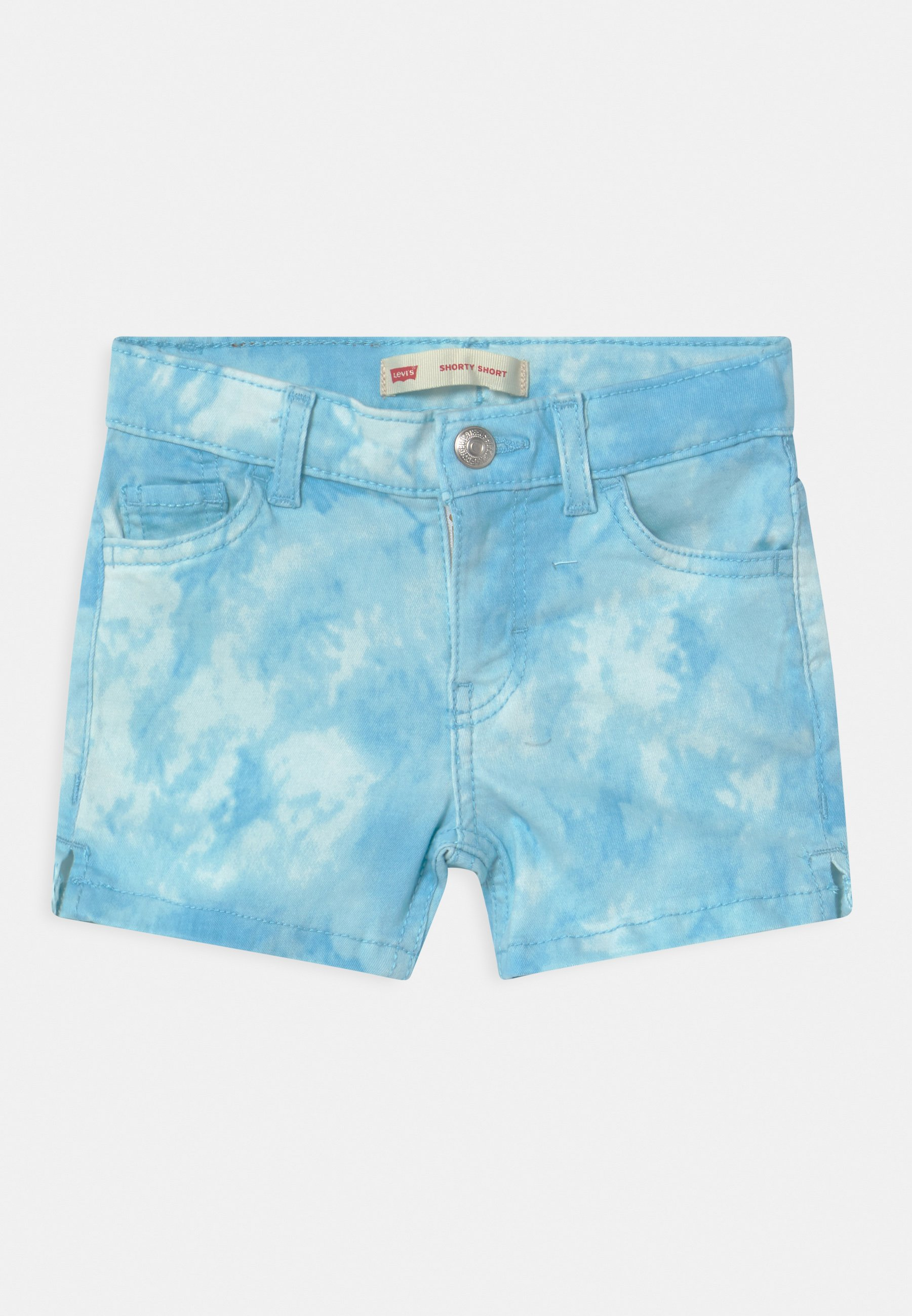 Kids TIE DYE - Denim shorts