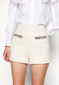 sandro - Shorts - ecru - 3