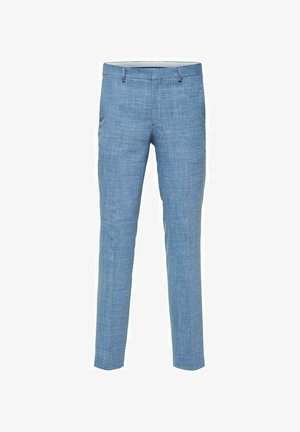 Suit trousers - light blue