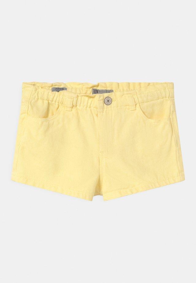 JADOHE - Shorts di jeans - sunshine