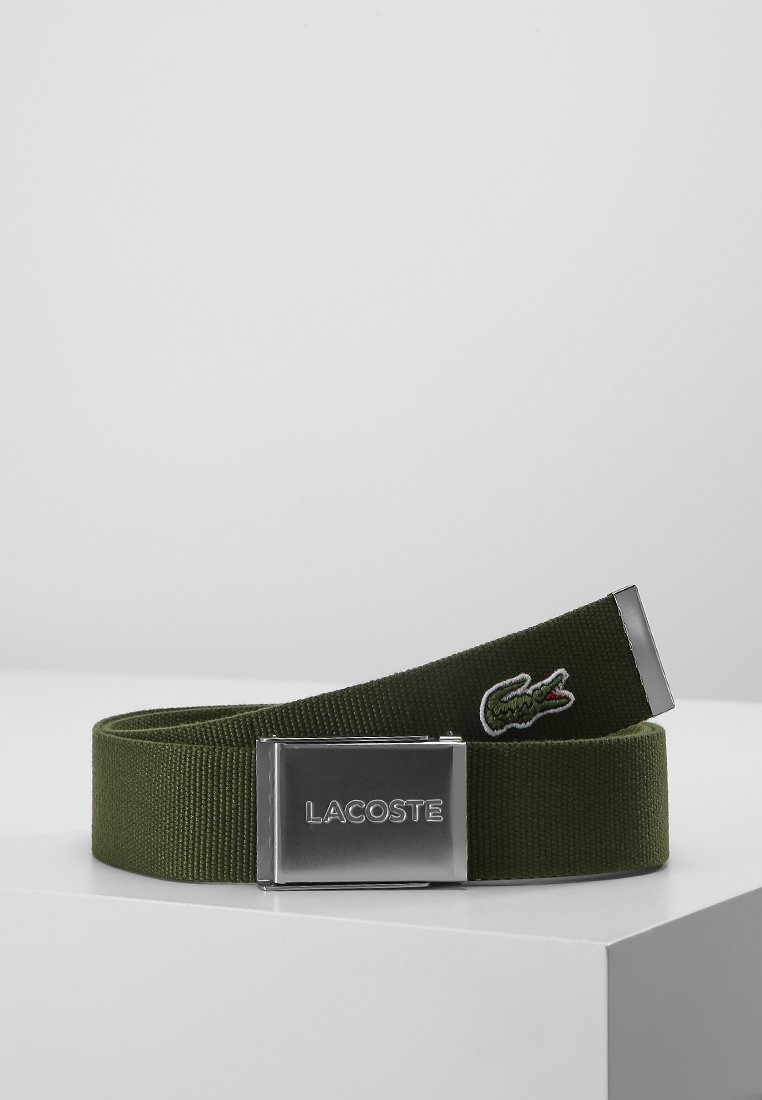 Lacoste - Skärp - green