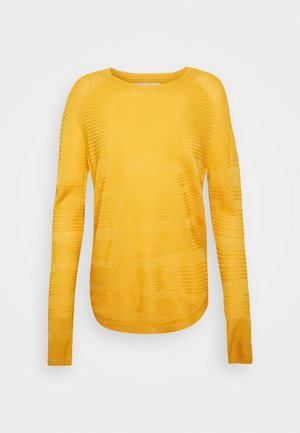 ONLCAVIAR - Pullover - golden yellow