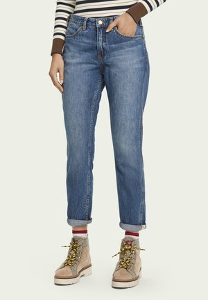 DEEP LAGOON - Slim fit jeans - deep lagoon