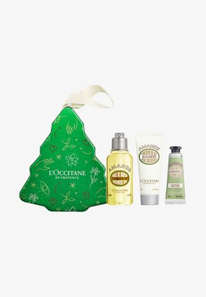 ALMOND COLLECTION CHRISTMAS TREE - Bath and body set - almond