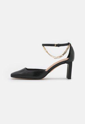 SOFTIE - Classic heels - black
