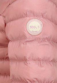 No.1 Como - HELSINKI - Winter jacket - tender rose moss - 4