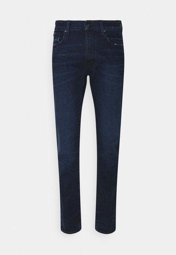 3301 SLIM - Džíny Slim Fit - dark blue denim