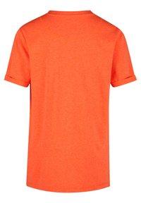 WE Fashion - WE FASHION JONGENS NEON T-SHIRT - T-shirt basic - orange - 3