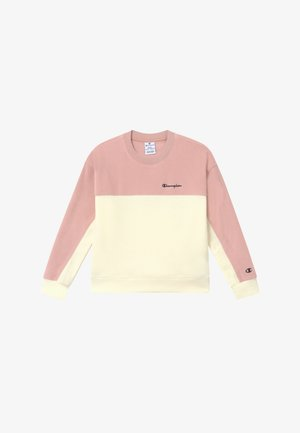 LEGACY AMERICAN CLASSICS CREWNECK - Fleece jumper - light pink