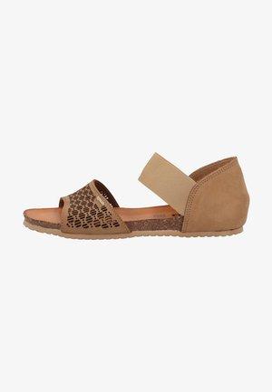 Sandals - tortora