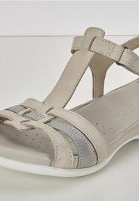 ECCO - FLASH  - Sandals - dark grey - 5