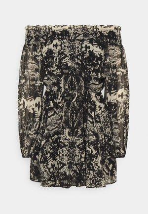 FAYLEE DRESS - Vestido informal - black