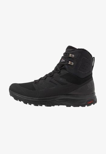 OUTBLAST TS CSWP - Zimní obuv - black
