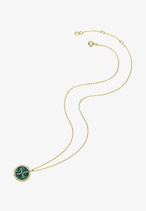 MIT  - Halsband - gelbgold