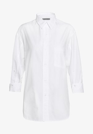 KAYLA - Button-down blouse - white