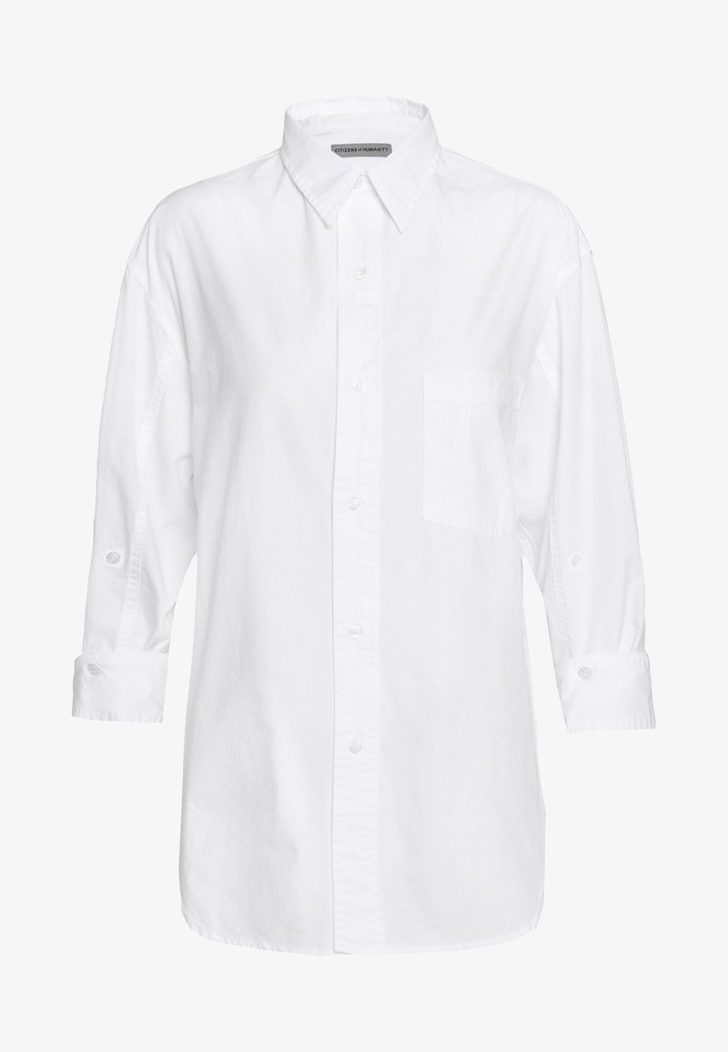 Citizens of Humanity - KAYLA - Button-down blouse - white