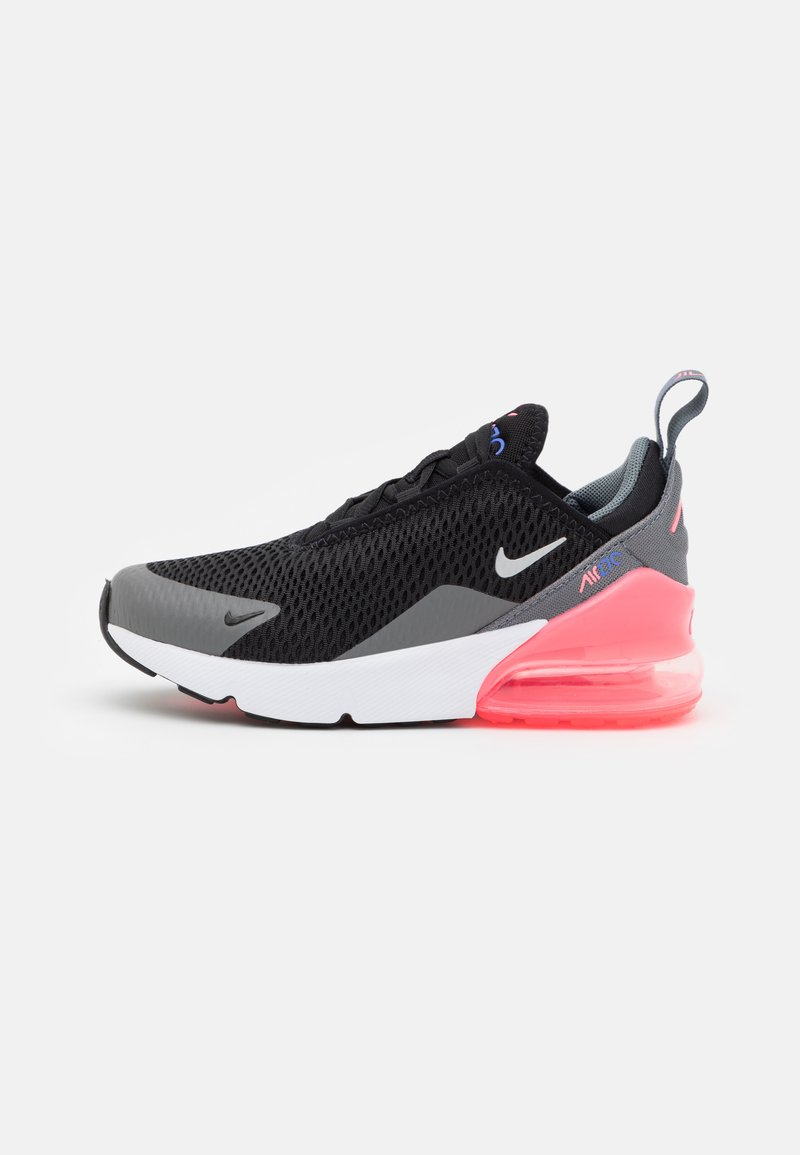 Nike Sportswear - AIR MAX 270 - Sneakersy niskie - black/metallic silver/smoke grey