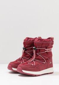 Viking - OKSVAL GTX - Zimní obuv - dark red/red - 3