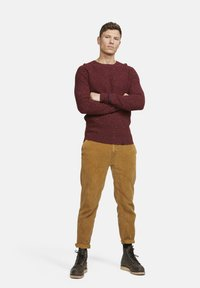 Colours & Sons - Jumper - rot - 1