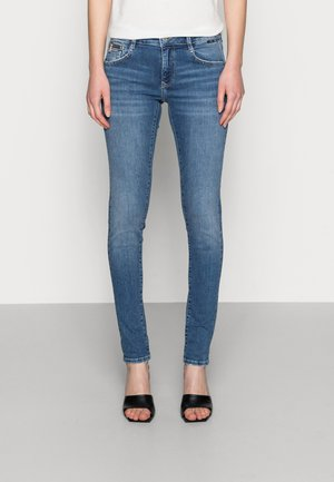 LEXY - Jeans Skinny Fit - mid blue glam