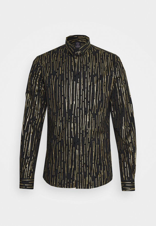 SAGRADA SHIRT - Košile - black/gold