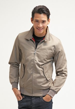 HARRINGTON - Giubbotto Bomber - beige