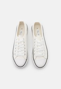 Miss Selfridge - IVANA FLAT  - Sneakers laag - white - 5