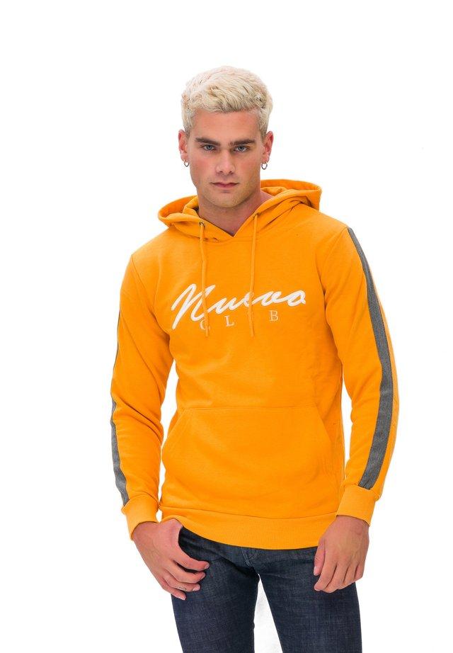 KAPUZENSWEATSHIRT MAN SWEATSHIRT - Hoodie - yellow