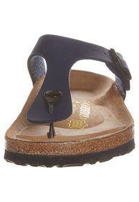Birkenstock - GIZEH - T-bar sandals - blau - 3
