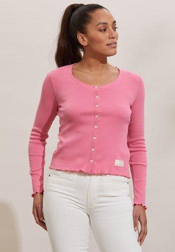 LYNDA - Cardigan - pink confetti