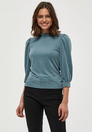 HELENE - Long sleeved top - blue zen