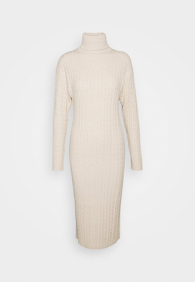 TEL - Jumper dress - cream