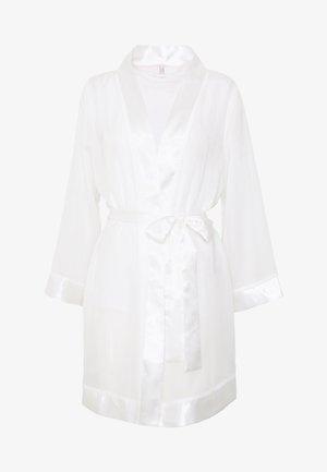 KIMONO - Dressing gown - ivory