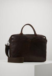 Strellson - COLEMAN - Briefcase - dark brown - 0