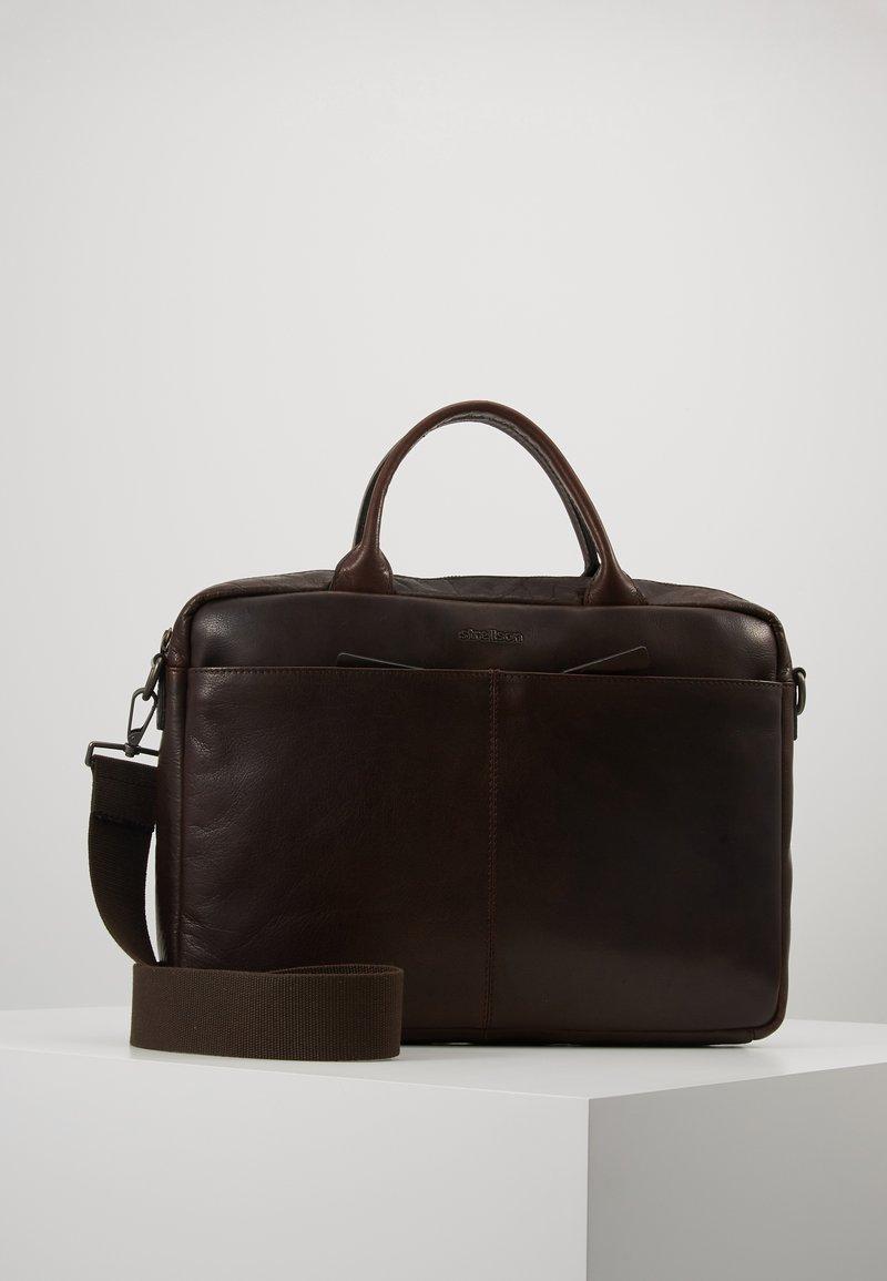 Strellson - COLEMAN - Briefcase - dark brown