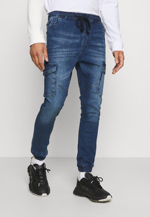 Jeans slim fit - blue wash