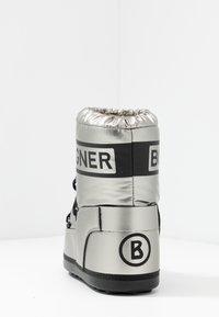 Bogner - TROIS VALLEES  - Zimní obuv - silver/black - 5