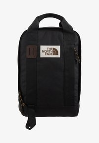 The North Face - TOTE PACK UNISEX - Rygsække - black heather - 1