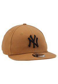 New Era - LEAGUE ESSENTIAL 9FIFTY - Lippalakki - light brown - 0