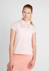 Nike Golf - DRY - Funkční triko - echo pink - 0