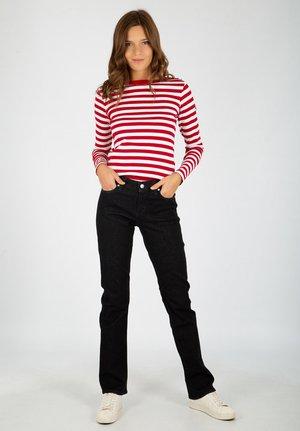 CARAVELLE - JEANS REGULAR - Straight leg jeans - brut