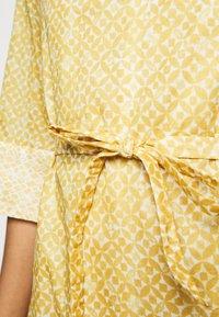 Marella - AVORIO - Day dress - giallo - 4