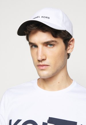 CLASSIC LOGO SNAP BACK UNISEX - Cap - white