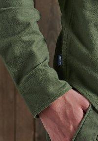 Superdry - Shirt - army moleskin - 2